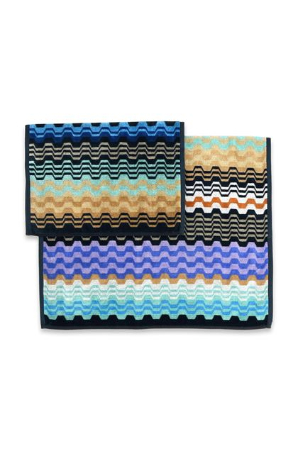 MISSONI HOME LARA 2-PIECE SET Blue E - Front
