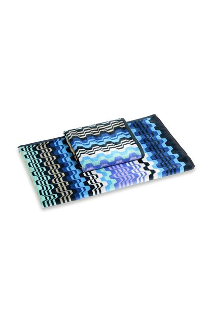 MISSONI HOME LARA SET 2 PEZZI Blu E - Retro