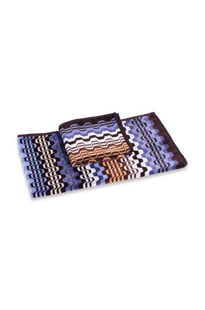 MISSONI HOME LARA 2-PIECE SET Slate blue E - Back