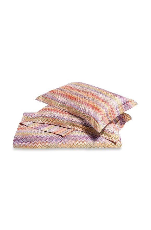 MISSONI HOME JOHN DUVET COVER SET E, Frontal view