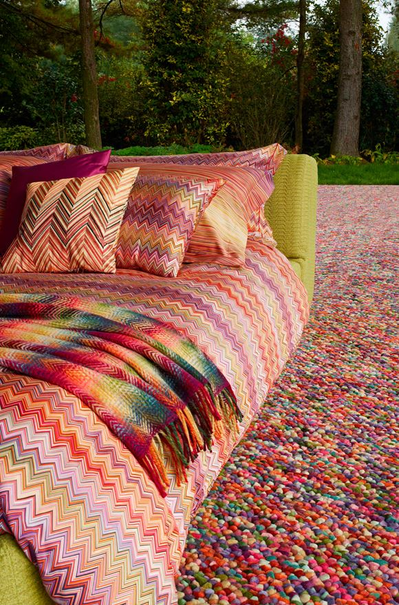 MISSONI HOME JOHN DUVET COVER SET E, Detail