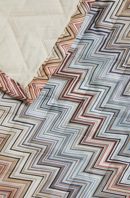 MISSONI HOME Quilt Brown E - Front