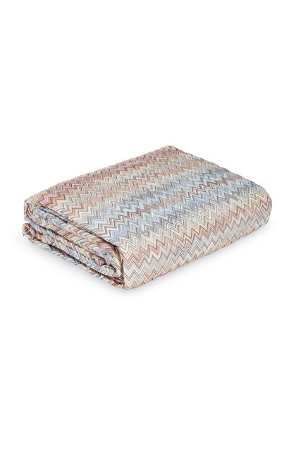 MISSONI HOME JOHN QUILT Brown E - Back