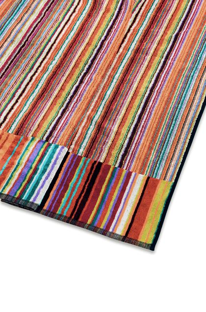 MISSONI HOME JAZZ TOWEL Orange E - Front