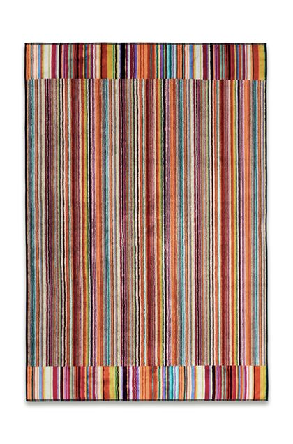 MISSONI HOME JAZZ TOWEL Orange E - Back