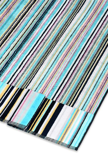 MISSONI HOME JAZZ TOWEL Turquoise E - Front