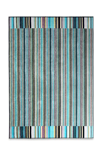 MISSONI HOME JAZZ TOWEL Turquoise E - Back