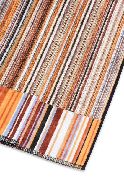 MISSONI HOME JAZZ TOWEL Brown E - Front