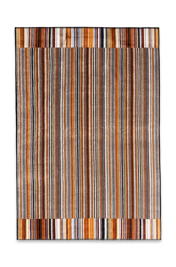 MISSONI HOME JAZZ TOWEL E, Frontal view