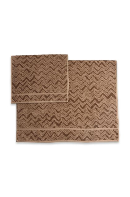 MISSONI HOME REX 2-PIECE SET Khaki E - Front