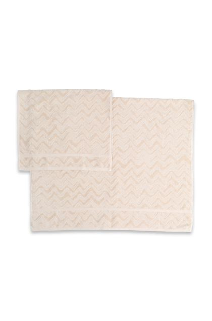 MISSONI HOME REX 2-PIECE SET Beige E - Front