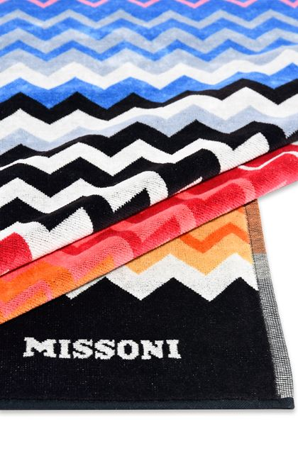 MISSONI HOME STAN BEACH TOWEL Orange E - Front