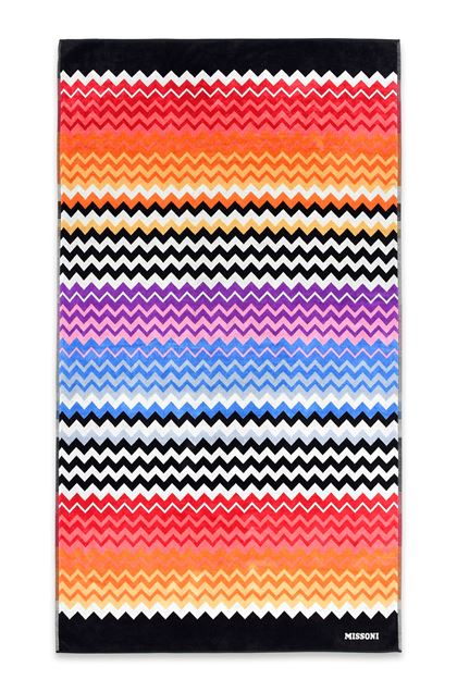 MISSONI HOME STAN BEACH TOWEL Orange E - Back