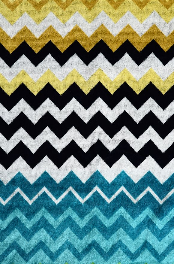 MISSONI HOME STAN BEACH TOWEL E, Product view without model