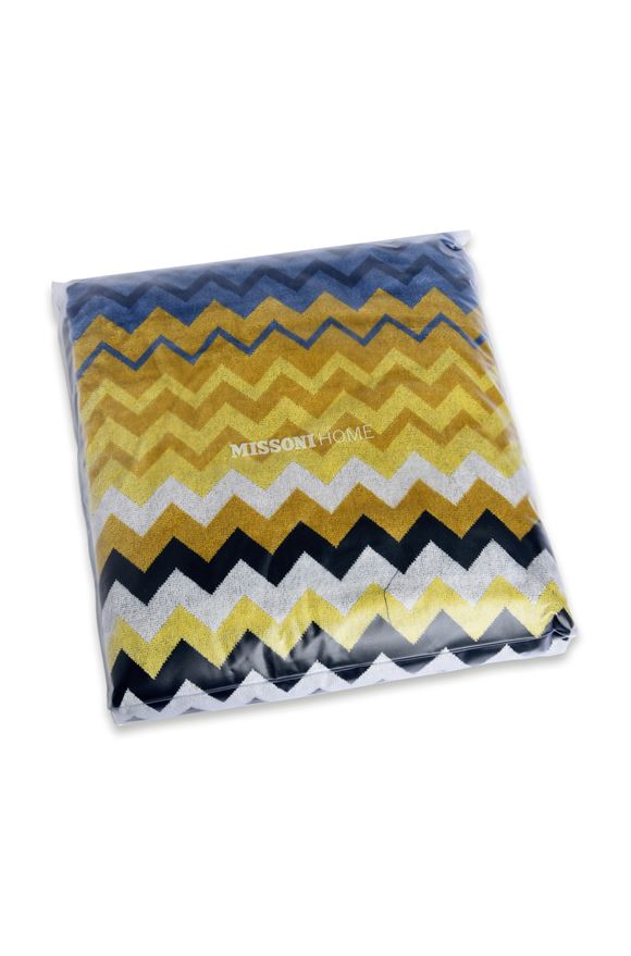 MISSONI HOME STAN BEACH TOWEL E, Side view