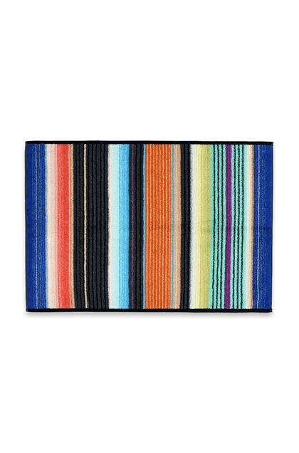 MISSONI HOME VIVIETTE TAPPETINO Black E - Back
