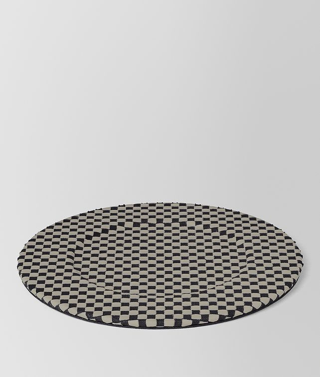 BOTTEGA VENETA CHARGER IN INTRECCIATO CHECKER TABLETOP E fp