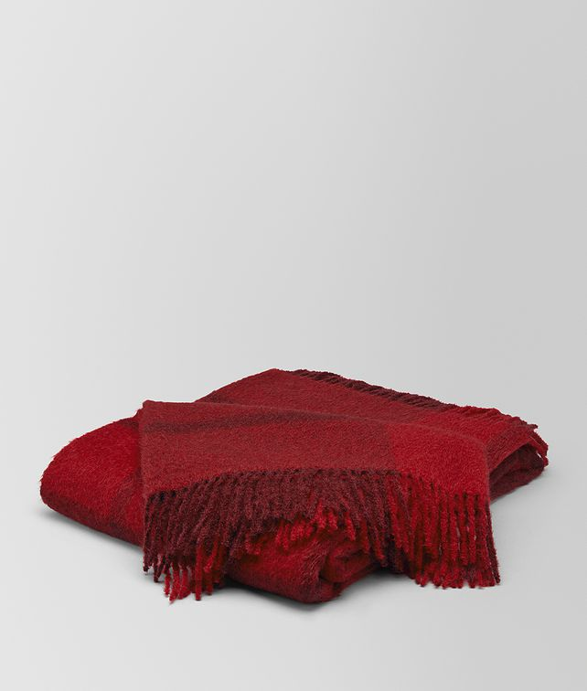 BOTTEGA VENETA KAUNIS BLANKET IN ALPACA AND WOOL BLANKET E fp