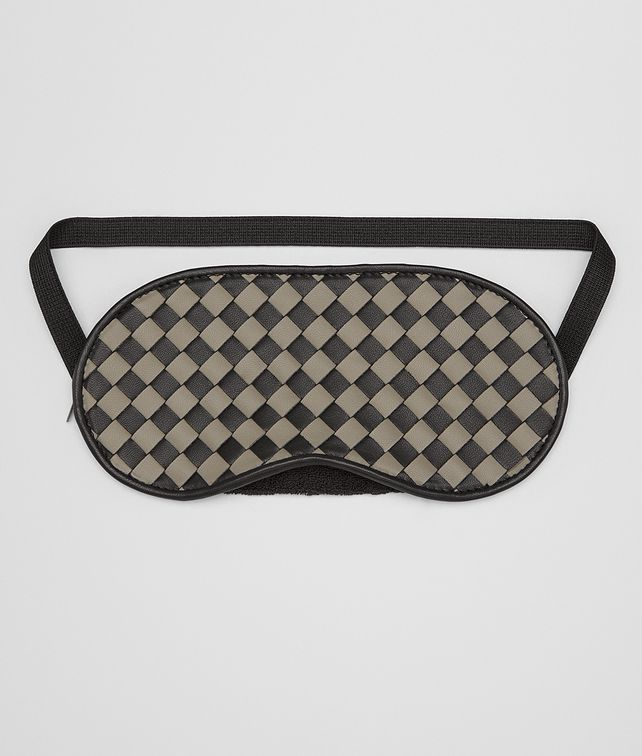 BOTTEGA VENETA EYE MASK INTRECCIATO CHEQUER Pillow E fp