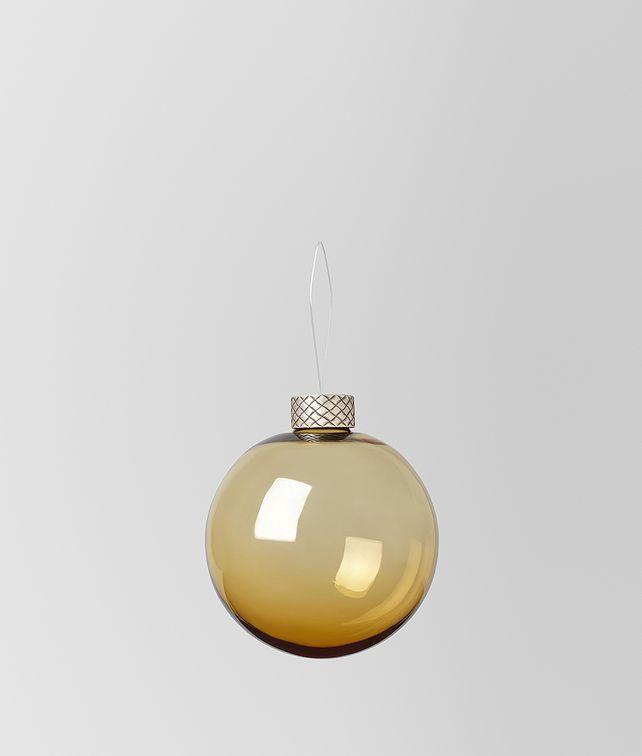 BOTTEGA VENETA 玻璃饰品 Christmas Decoration E fp