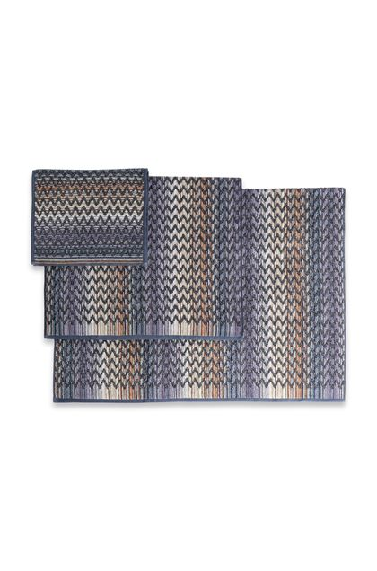MISSONI HOME STEPHEN 3-PIECE SET Purple E - Front