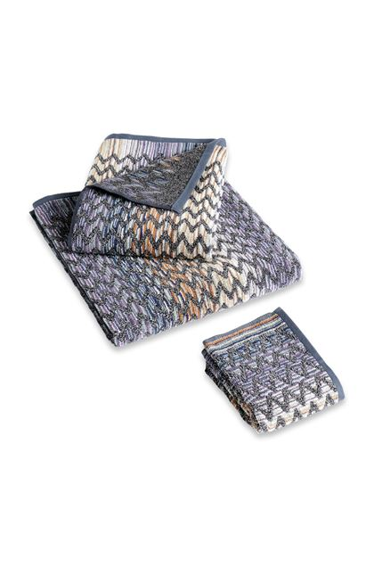 MISSONI HOME STEPHEN 3-PIECE SET Purple E - Back