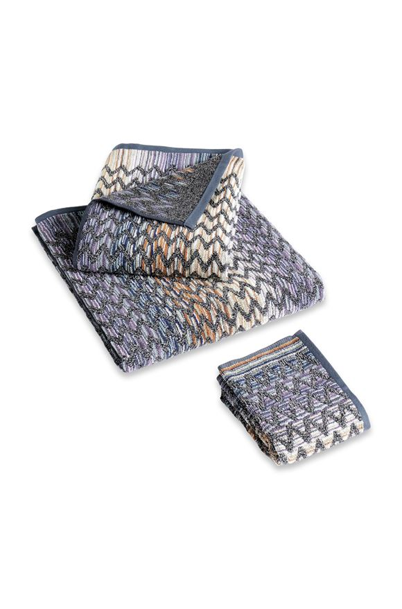 MISSONI HOME STEPHEN SET 3 PEZZI Viola E