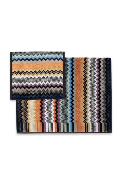 MISSONI HOME SETH 2-PIECE SET Mauve E - Front