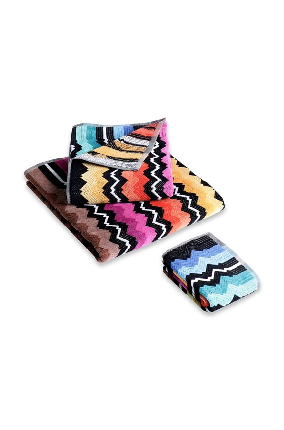 MISSONI HOME VASILIJ SET 3 PEZZI Marrone E
