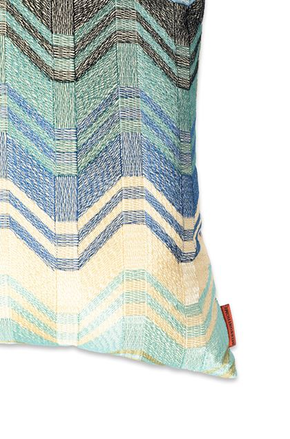 MISSONI HOME HILDE  CUSHION Beige E - Front