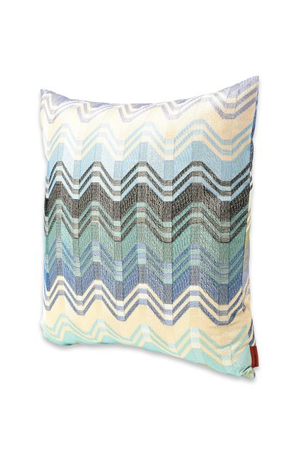 MISSONI HOME HILDE  CUSHION Beige E - Back