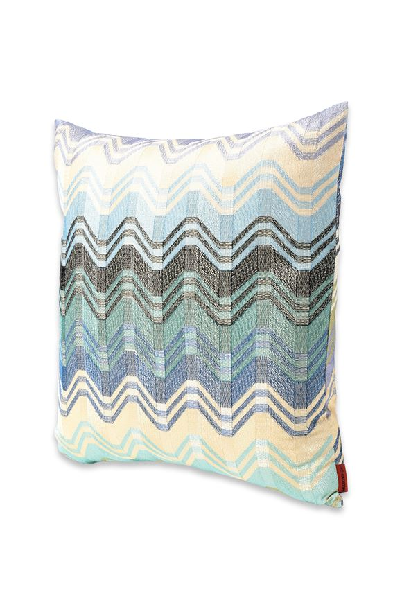 MISSONI HOME HILDE  CUSHION E, Frontal view