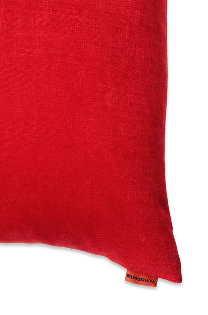 MISSONI HOME TULIPANO CUSHION Brick red E - Front