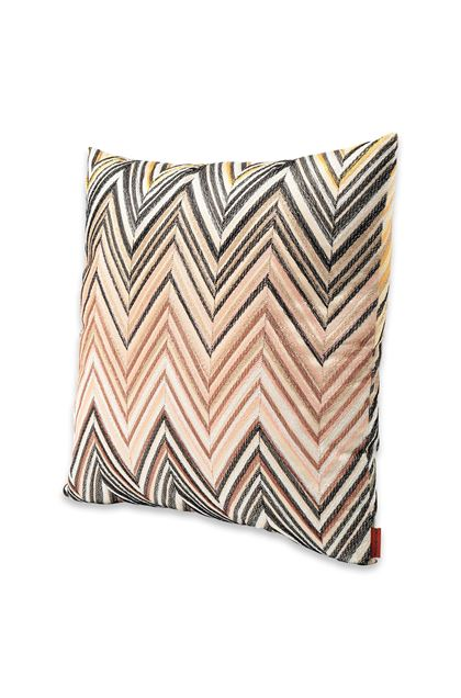 MISSONI HOME ODILE CUSHION Beige E - Back