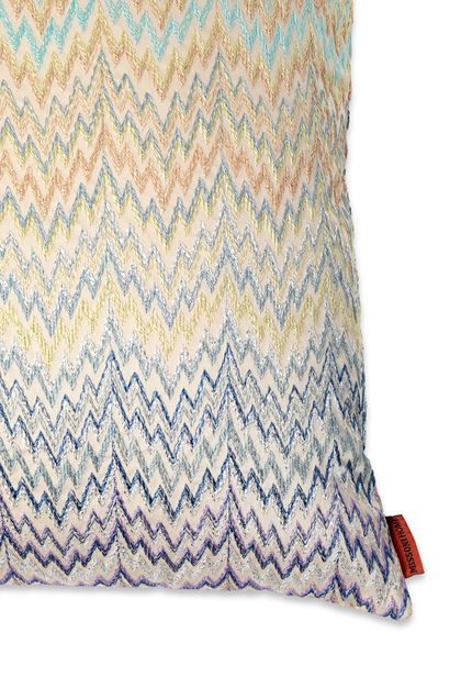 MISSONI HOME PETRA CUSHION Beige E - Front