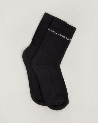 ISABEL MARANT 短袜与连裤袜 女士 SACHA 短袜 r