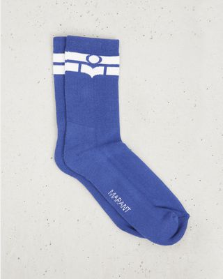 ISABEL MARANT SOCKS & TIGHTS Man VIBYH socks r