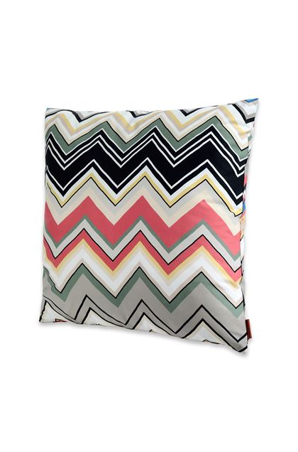 MISSONI HOME WALTER CUSHION Dove grey E - Back
