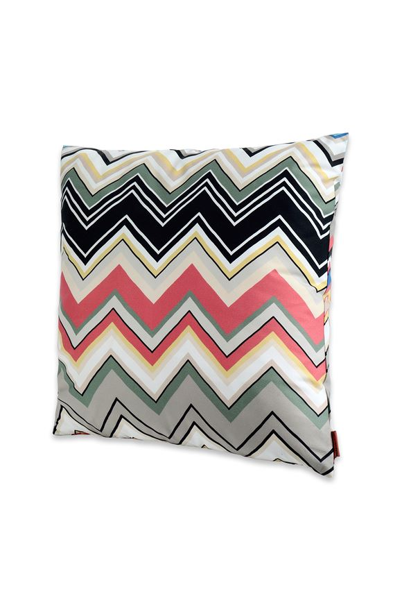 MISSONI HOME WALTER CUSHION Dove grey E