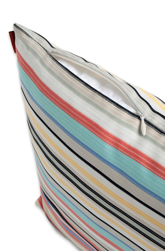 MISSONI HOME WENDELL  CUSHION E, Side view