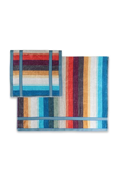 MISSONI HOME WOODY 2-PIECE SET Azure E - Front