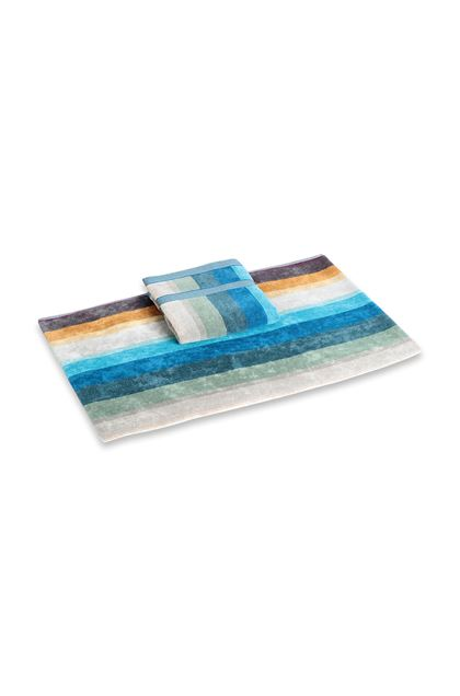 MISSONI HOME WOODY 2-PIECE SET Azure E - Back