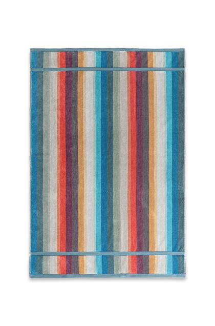 MISSONI HOME WOODY TOWEL Azure E - Back