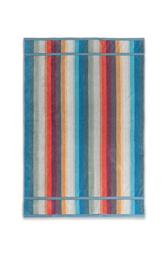 MISSONI HOME WOODY TOWEL Azure E