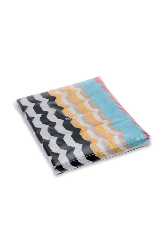 MISSONI HOME WOLF TOWEL E, Side view