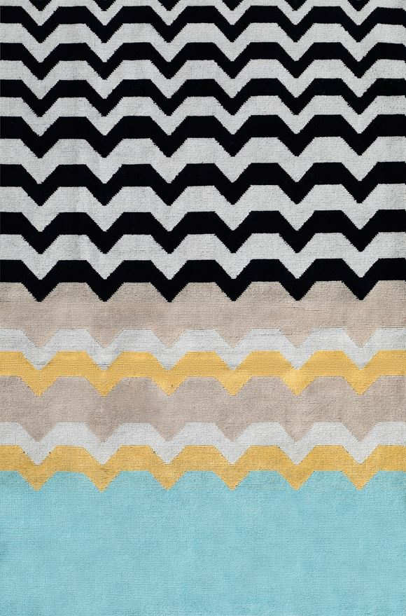 MISSONI HOME WOLF BEACH TOWEL E, Product view without model