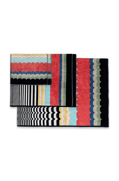 MISSONI HOME WOLF  5-PIECE SET Black E - Front