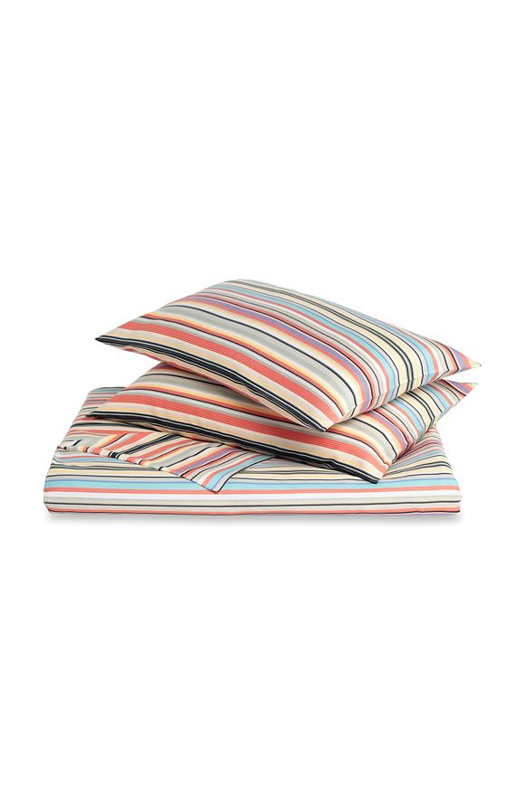 MISSONI HOME WENDELL DUVET COVER SET Dove grey E