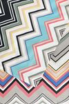 MISSONI HOME WALTER DUVET COVER SET E, Rear view