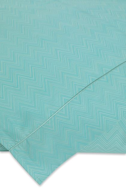 MISSONI HOME JO SHEET SET Light green E - Front